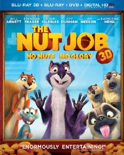 The Nut Job 3D (Blu-ray/DVD)