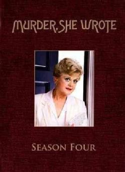 Murder, She Wrote: Season Four (DVD)
