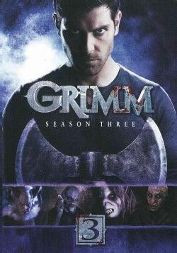 Grimm: Season Three (DVD)