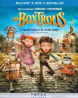 The Boxtrolls (Blu-ray/DVD)