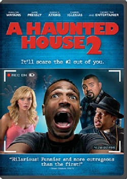 A Haunted House 2 (DVD)