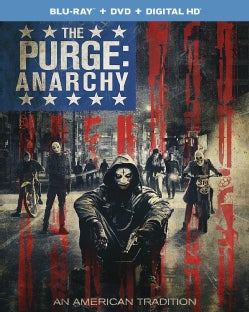 The Purge: Anarchy (Blu-ray/DVD)