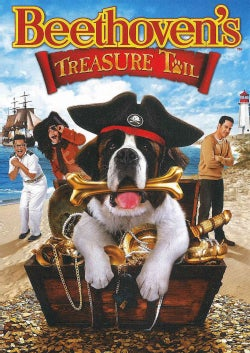 Beethoven's Treasure Tail (DVD)