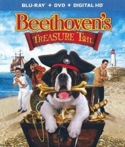 Beethoven's Treasure Tail (Blu-ray/DVD)