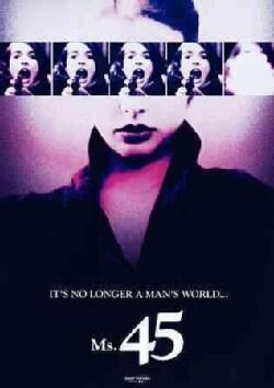 Ms. 45 (DVD)