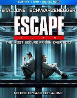 Escape Plan (Blu-ray/DVD)
