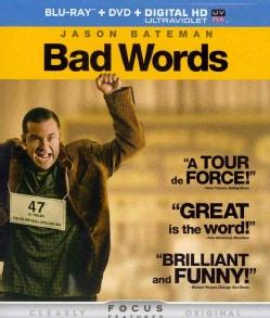 Bad Words (Blu-ray/DVD)
