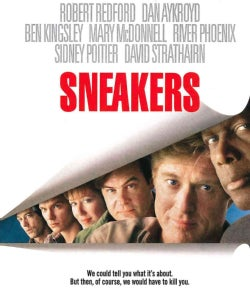 Sneakers (Blu-ray Disc)