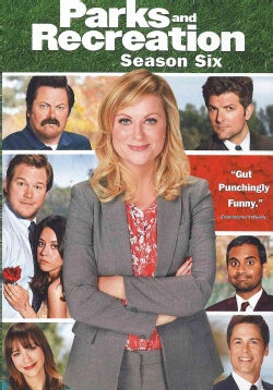 Parks And Recreation: Season Six (DVD)
