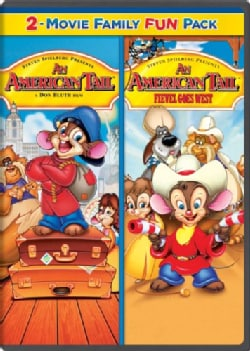 An American Tail/An American Tail: Fievel Goes West (DVD)