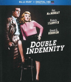 Double Indemnity (Blu-ray Disc)