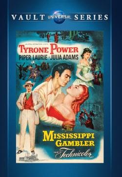 The Mississippi Gambler (DVD)