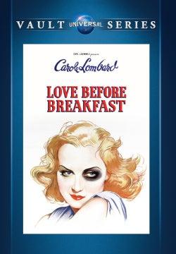 Love Before Breakfast (DVD)