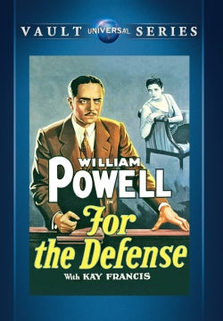 For the Defense (DVD)