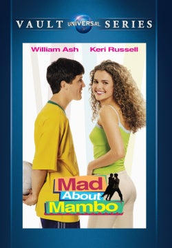 Mad About Mambo (DVD)