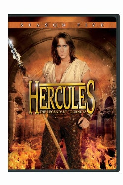 Hercules: Legendary Journeys Season 5 (DVD)