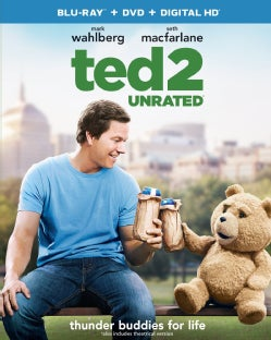 Ted 2 (Blu-ray Disc)