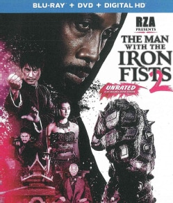 The Man With The Iron Fists 2 (Blu-ray/DVD)