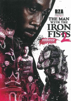 The Man With The Iron Fists 2 (DVD)