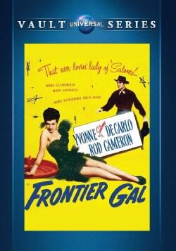 Frontier Gal (DVD)