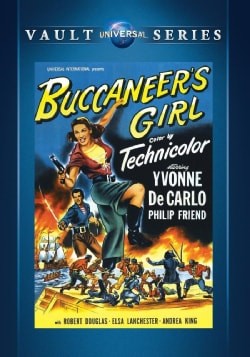 Buccaneer's Girl (DVD)
