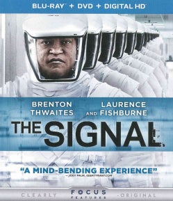 The Signal (Blu-ray/DVD)