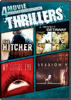 The Hitcher/A Perfect Getaway/My Little Eye/Session 9 (DVD)