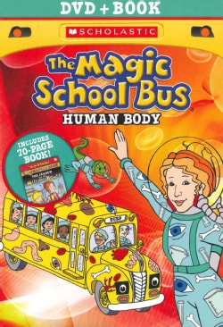 The Magic School Bus: The Human Body (DVD)