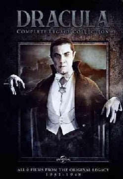 Dracula: Complete Legacy Collection (DVD)