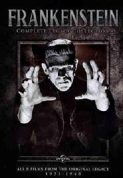 Frankenstein: Complete Legacy Collection (DVD)