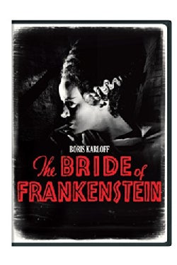 The Bride Of Frankenstein (DVD)