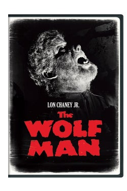 The Wolf Man (DVD)