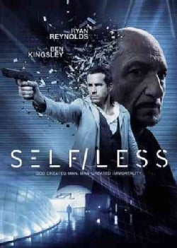 Self/less (DVD)