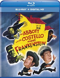 Abbott And Costello Meet Frankenstein (Blu-ray Disc)