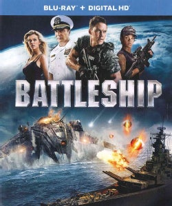 Battleship (Blu-ray Disc)