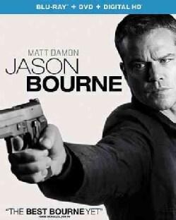 Jason Bourne (Blu-ray/DVD)