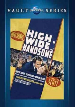 High, Wide And Handsome (DVD)