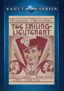 The Smiling Lieutenant (DVD)