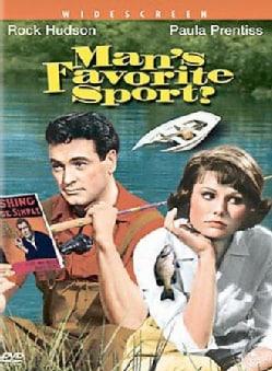 Man's Favorite Sport (DVD)