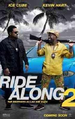Ride Along 2 (Blu-ray/DVD)