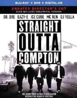 Straight Outta Compton (Blu-ray/DVD)