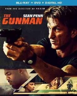 The Gunman (Blu-ray/DVD)