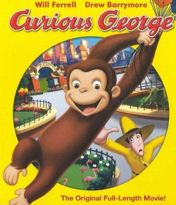 Curious George (Blu-ray Disc)