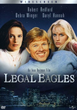 Legal Eagles (DVD)
