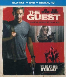 The Guest (Blu-ray/DVD)