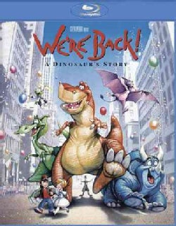 We're Back! A Dinosaur's Story (Blu-ray Disc)