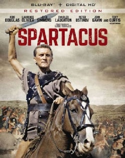 Spartacus (Restored Edition) (Blu-ray Disc)