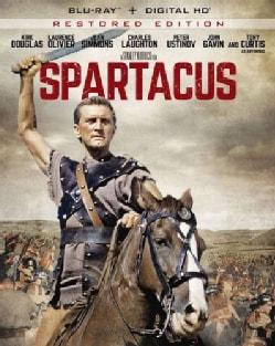 Spartacus (Restored Edition) (Blu-ray Disc)