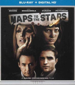 Maps To The Stars (Blu-ray Disc)