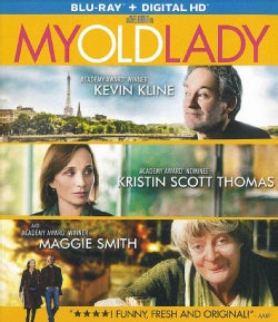 My Old Lady (Blu-ray Disc)